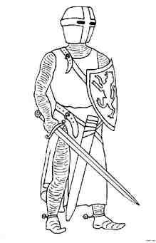骑士人物1